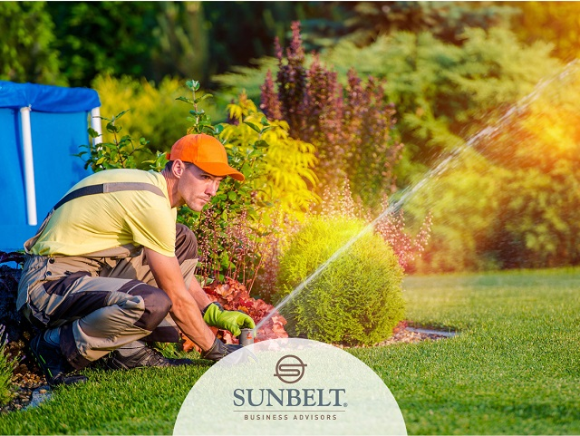 Two Lawn Maintenance/Landscaping Businesses with Similar Revenue – Why is one worth so much more than the other?